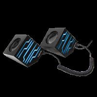 "<span class=""c9"">LogiLink -</span> USB 2.0 mini stereo højttalere Carisma, 6W, Sort"
