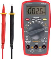 "<span class=""c10"">Velleman -</span> Digital multimeter CAT II 500V / III 300V, 10A, Auto range"