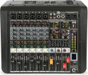 Power Mixers, PDM-M604A 6-Channel Music Mixer with Amplifier