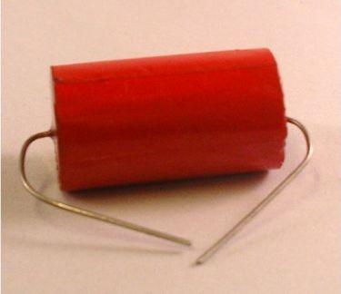 MKT kondensator 4,7uF 250V aksial 32,5mm (1 stk.)