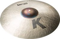 "Zildjian 20"" K Sweet Crash, The K Zildjian Sweet Collection extends"