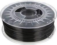 TPU filament Ø1.75mm, sort, flexibelt, 1kg