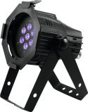 UV Lys, Eurolite LED ML-30 UV 7x1W 12° RC
