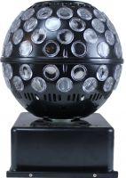 Scandlight DJ LED S-BALL, Moving Dual Effect Magic Ball. 8x3W RGBW