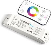 "<span class=""c9"">Velleman -</span> Farvestyring til RGBW LED strips Inkl. fjernbetjening"