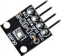 SGP30 luftkvalitetssensor VOC og eCO2