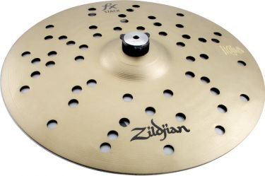 """Zildjian 14"""" FX Stack Pair with Cymbolt® mount, FX Stack, the lates"""