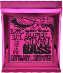 Bass Strings, Ernie Ball EB-2854 Short Scale Super-Slinky