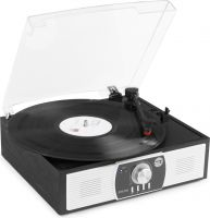 RP175B Record Player BT Blackwood USB