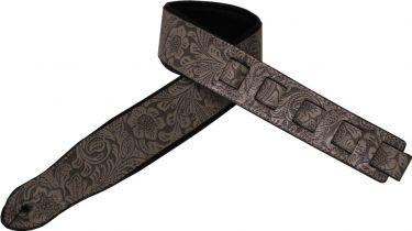 Profile VG97-4 Garment Leather Strap Black