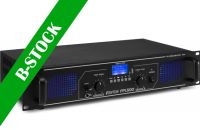 "FPL500 Digital Amplifier blue LED + EQ ""B-STOCK"""