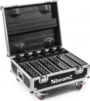 FCC12 FlightCase for 6x BBB612 Charging
