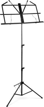 Profile AP-3501-BLK, Lightweight, folding music stand with an appea