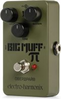 Electro Harmonix EHX Green Russian Big Muff, Reissue of the praised
