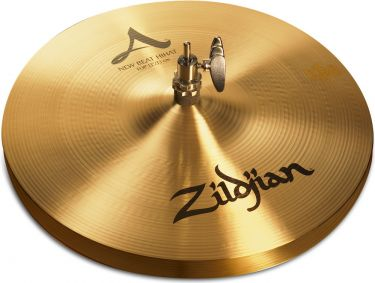 "Zildjian 13"" A New Beat Hihat, New Beat 13"" Hihatcymbal"