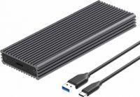 USB 3.1 ekstern harddisk-kabinet til M.2 NVMe SSD