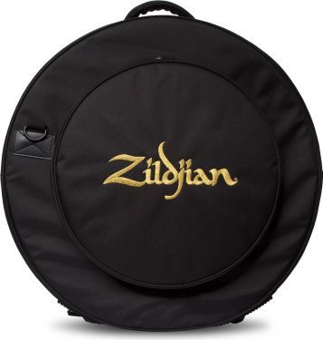 "Zildjian ZCB24GIG Premium Cymbal Bag 24"", Rugged and streamlined 24"