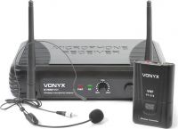 STWM711H 1-Channel VHF Wireless Headset Microphone System