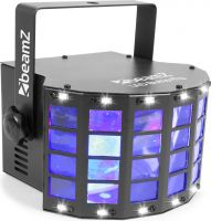 LED Butterfly with strobe