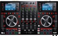 Numark NVII, Intelligent Dual-Display controller for Serato DJ