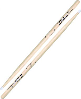 Zildjian 5A Nylon-Tip - Hickory, The most popular model with Nylon