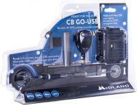 """<span class=""""c9"""">MIDLAND -</span> M-MINI USB Mini walkie-talkie med antenne, 40 kanaler, LCD"""