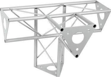 DECOTRUSS SAT-42 4-way piece \/ silver