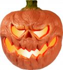 Halloween, Europalms Halloween Pumpkin illuminated, 18cm