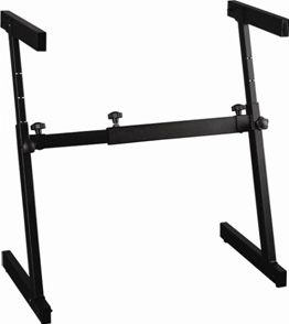 Nomad Stands Nomad NKS-282, Heavy Duty Keyboard Stand - Z-style fra
