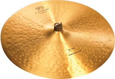 "Zildjian 22"" K Constantinople Thin Over Hammered Ride, Med K Consta"