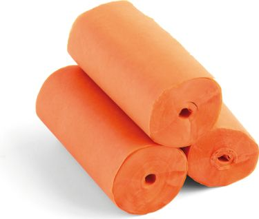 TCM FX Slowfall Streamers 10mx5cm, orange, 10x