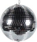 Mirror Balls, Spejlkugle Ø30cm, m. sikkerhedskrog