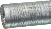 Flexslange Ø127mm x 10M, Aluminium