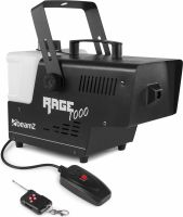 Rage 1000 Smoke Machine with Wireless Controller