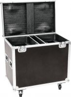 Roadinger Flightcase 2x TMH-XB-280