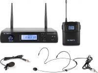 WM61B Wireless Microphone UHF 16Ch with 1 Bodypack
