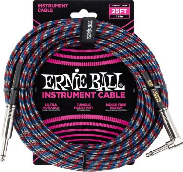 Ernie Ball EB-6063 Instrument Cable