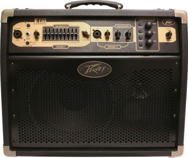 Peavey Ecoustic E110 Combo, Powerful 2-channel100w amplification sy