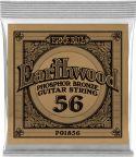 Musikinstrumenter, Ernie Ball EB-1856, Single .056 Wound Earthwood Phosphor Bronze str