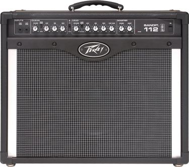 Peavey Bandit 112 Combo, Legendary 80w combo with two channels equi