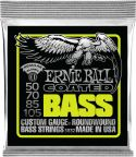 Bas Strenge, Ernie Ball EB-3832, Coated Regular Slinky Bass 50-105