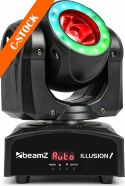 """Illusion 1 Moving Head LED Beam with LED Ring """"C-STOCK"""""""