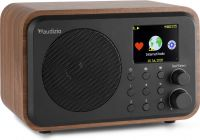 Venice WIFI Internet Radio with Battery Wood
