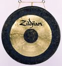 "Gonger, Zildjian 40"" Hand Hammered Gong, The first choice of the world's le"