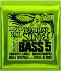 Bas Strenge, Ernie Ball EB-2836, 5-string Regular Slinky 45-130