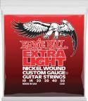 Guitarstrenge, Ernie Ball EB-2210, Extra Light 10-50
