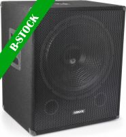 "SMWBA18 Bi-Amplifier Subwoofer 18"" 1000W ""B-STOCK"""