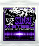 Elguitar, Ernie Ball EB-2920, M-Steel Power Slinky 11-48