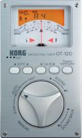 Korg OT120 Chromatic tuner, Automatic Chromatic Tuner with a very h