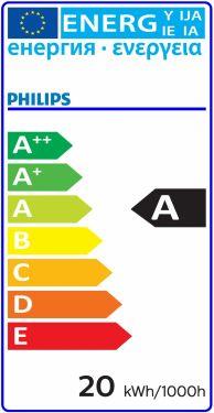 "<span class=""c9"">Philips -</span> Kompaktrør 230V / 18W G24q-2 sokkel (3000K 13000h)"
